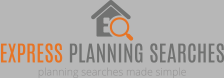 Express planning Searches - logo footer